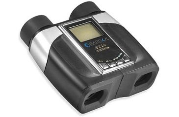 Barska 8x20 Matrix AM/FM Radio Binoculars w/ Clock, LCD Display, Stopwatch AB11094