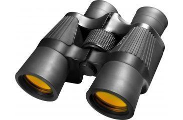 Barska 8x42 X Trail Reverse Porro Prism Binoculars w/ Ruby Lens, Black - AB10174