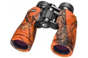 Barska 10x42 WP Crossover Binocular, Porro, MOSSY OAK Blaze, Bak-4, Fully Multi-Coated