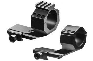 Barska AR 2pc 30mm Rail Top Cantilever Rings w/ 1in Insert AW11768