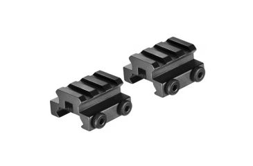 Barska Aw11762 Set Of Picatinny Mounts With Rail