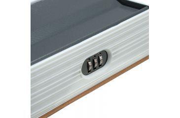 Barska Book Safe with Combination Lock, Brown CB11990