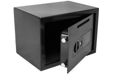 Barska Compact Keypad Depository Safe, Black AX11934
