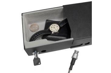 Barska Drawer Compact Key Safe, Open AX11810