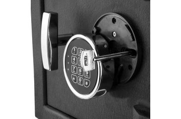 4-Barska DX-300 Large Depository Keypad Safe
