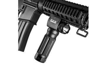 Barska FLX Flashlight, Tactical Grip, In Use BA11878