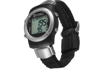 Barska Heart Rate Monitor Watch w/ Wireless Transmitter, Black, R2 Fitness Watch GB12166