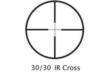 3-Barska AC11310 3-9x40 Huntmaster Pro IR Riflescope