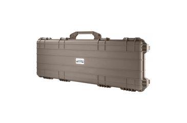 Barska Loaded Gear AX-600 Hard Case, Dark Earth, 44.75in.x16.75in.x6.25in. 193878