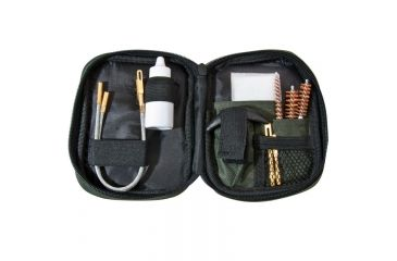 Barska Pistol Cleaning Kit with Flexible Rod and Pouch AW11964