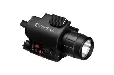 Barska Red Laser Sight with Flashlight