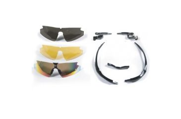 Barska Polarized Shooting / Sun Glasses w/ 3 Lenses