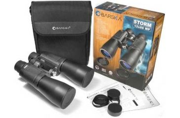 Barska Storm 12x60mm Binoculars Package