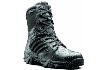 Bates Footwear Men's GX-8 Gore-Tex Side Zip Boot, Black, 07.0EW 018467178262