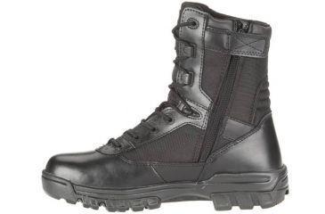 Bates Footwear Women's 8in Tactical Sport Side Zip Boot, Black, M 05.0 077896446939