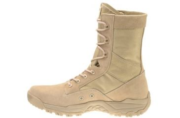 Bates Footwear Zero Mass 8in Side Zip Boot, Desert, 11.5EW 018461546456