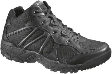 Bates Footwear Zero Mass Mid Shoe, Black, 09.5EW 018472923079