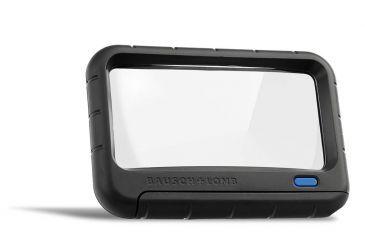Bausch & Lomb 2x4 Rectangular Handheld LED Magnifier 6 628006
