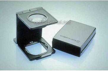 Bausch & Lomb Linen Tester Magnifier Loupe 81-34-49