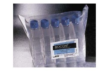 BD BioCoat Cellware, Collagen Type I, BD Biosciences 356485 Vented-Cap Culture Flasks T-75 (75 cm2)