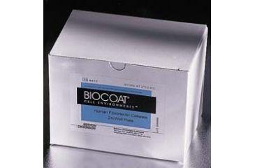 BD BioCoat Cellware, Fibronectin, BD Biosciences 354631 Cultureslides 8-Well