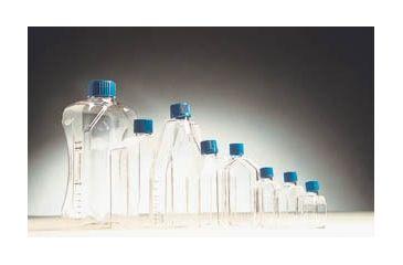 BD Falcon Tissue Culture Flasks, Sterile, BD Biosciences 353018 Canted-Neck Flasks