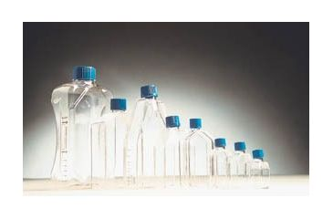 BD Falcon Tissue Culture Flasks, Sterile, BD Biosciences 355000 Canted-Neck Flasks