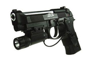 Beamshot TD1 LED Flashlight With Pistol