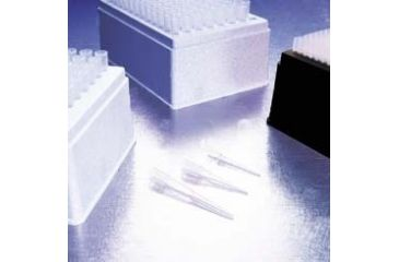 Beckman Coulter Biomek FX Disposable Pipettor Tips, Beckman Coulter 717251 AP96 Tips For Biomek Fx And MultiMek* 96-Channel Heads P250 Tips