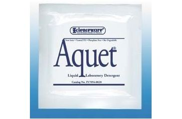 Bel-Art Aquet Phosphate-Free Liquid Detergent, SCIENCEWARE F170940030 3.8 L (1 gal.) Bottle, With Dispenser Bottle