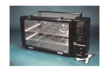 Bel-Art Dry-Keeper Large Desiccator and Auto-Desiccator Cabinets, SCIENCEWARE 420580001 Horizontal Desiccator Cabinet