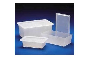 Bel-Art Instrument Trays With Covers, Polypropylene, SCIENCEWARE 161910000