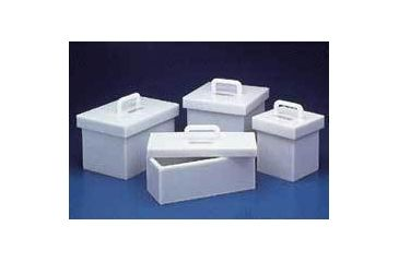 Bel-Art Lead-Lined Polyethylene Storage Boxes, SCIENCEWARE F249600001