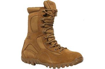 7cb624ecd30 Belleville Waterproof Assault Flight Boot, Men's, Coyote