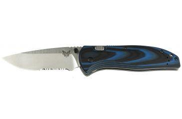 2-Benchmade APB Assist Folding Knife