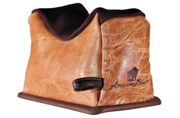Benchmaster American Bison Light Leather Small Rest