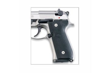 Beretta 92fs/96,wood Grips Point Checkered W/ Medallion JG92FSW