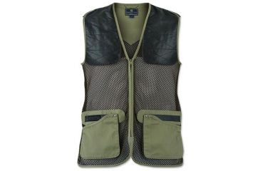 Beretta Ambidextrous Vest, Tan, Brown, Medium GT220074084EM