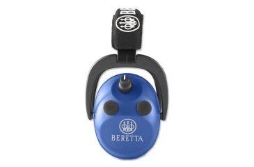 Beretta Gold Series Electronic Ear Muffs, Blue, CF2100020560