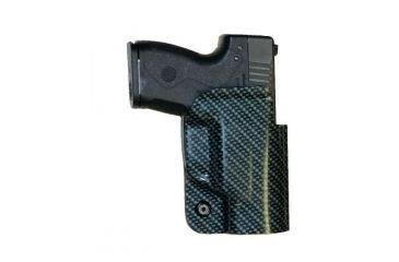 Beretta Nano Abs Cfb Belt Holster Carbon Fiber Look Left Hand With Paddle Attachment G103cnpklh