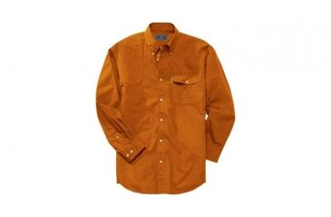 Beretta Shirt TM Shooting, Long Sleeve, Orange, Lg LU19756125L