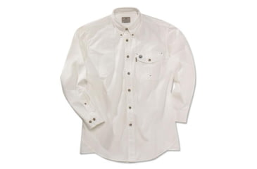 Beretta Shirt TM Shooting, Long Sleeve, White, Sm LU19756101S