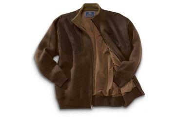 10-Beretta Wind Barrier Sweater w/ Fleece Lining and Full Length Zipper