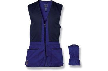 Beretta Trap Cotton Vest, Beretta Blue, Small GT4000740056S
