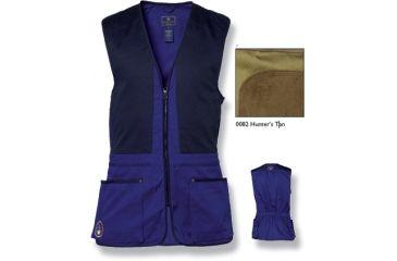 Beretta Trap Cotton Vest, Hunter's Tan, Small GT4000740082S