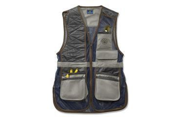 1-Beretta Two Tone Clays Championship Shooting Vest