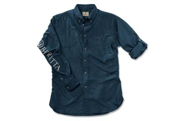 Beretta V-tech Shooting Shirt, Long Sleeve LT0975520504L