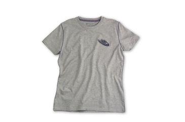 Beretta Womens Team T-Shirt, Grey Mel, Medium TS1072380905M