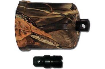 Beretta Xtrema Fore-end Cap w/ swivel stud and 1 stock stud, Max4 E8A303