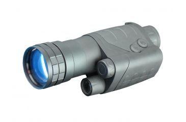 Bering Optics Polaris 2.5x40 Gen I Night Vision Monocular, Black, 7.1inx3.1inx2.4in BE14140
